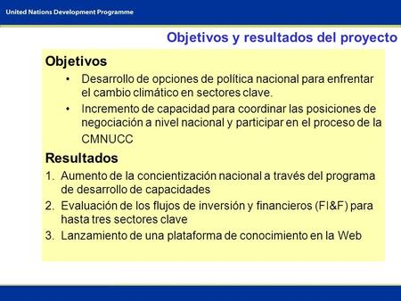 0 Presented at the UNDP Workshop on Investment & Financial Flows 12-13 September, 2008 TRABAJO DE EVALUACIÓN DE FLUJOS DE INVERSIÓN Y FINANCIEROS PARA.