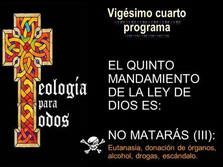 eutanasia 5 mandamiento ppt descargar