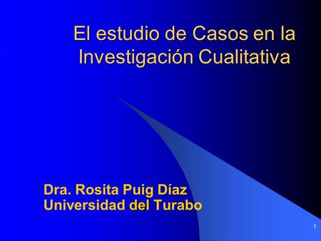 the art of case study research stake 1995