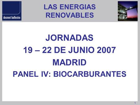 LAS ENERGIAS RENOVABLES