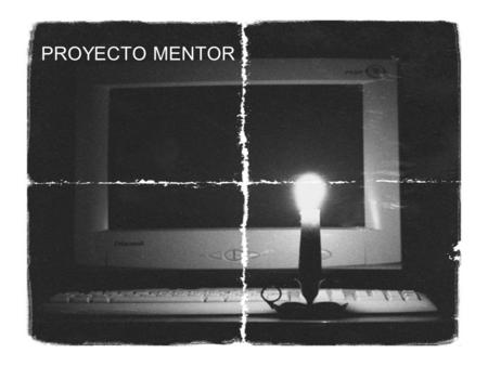 PROYECTO MENTOR.