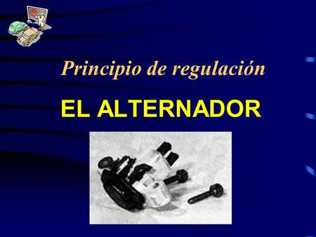 Principio de regulación