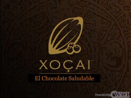 El Chocolate Saludable