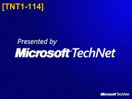 [TNT1-114]. Windows Server 2003 DNS Integración con Active Directory Microsoft Corporation.