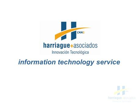 Information technology service. Modelo de Gestión Documental de Tecnología.