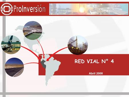 RED VIAL N° 4 Abril 2008.