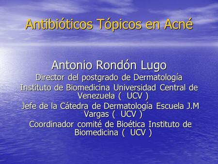 Corticoides sistémicos. uso racional en dermatología
