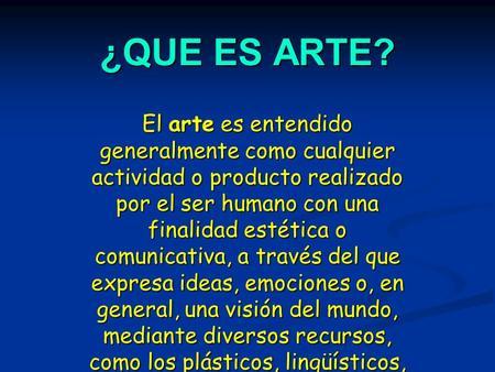 Relaci n entre danza y literatura ppt video online for Q es arte mobiliar