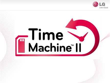 Las distintas funciones de Time Machine