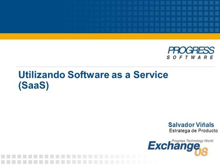 Utilizando Software as a Service (SaaS)