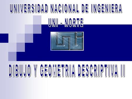 UNIVERSIDAD NACIONAL DE INGENIERA UNI - NORTE