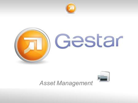 Asset Management.
