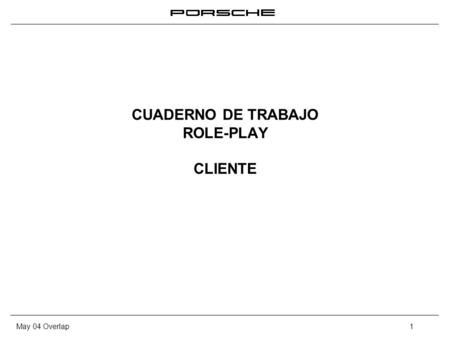 May 04 Overlap1 CUADERNO DE TRABAJO ROLE-PLAY CLIENTE.
