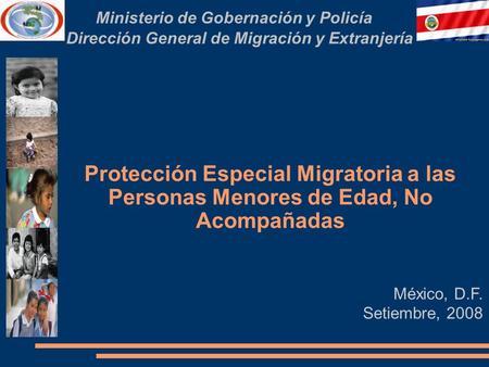 Requisitos legales menores de edad ppt descargar for Ministerio de migracion