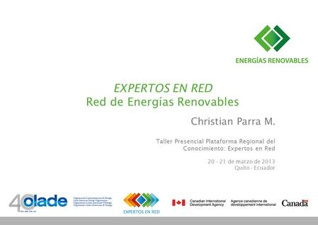 Red de Energías Renovables