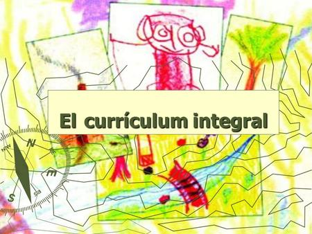 El currículum integral