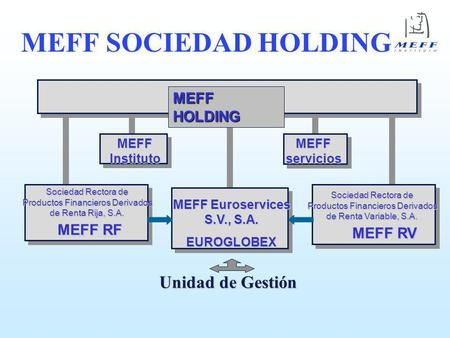 MEFF Euroservices S.V., S.A.