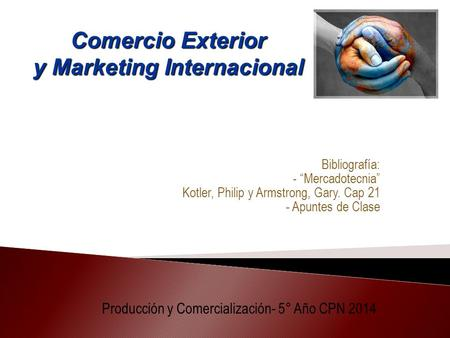 y Marketing Internacional
