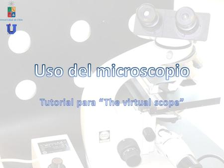"Tutorial para ""The virtual scope"""
