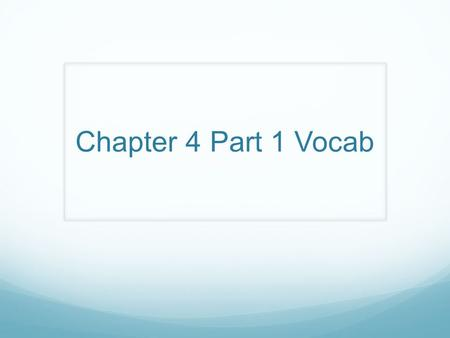 Chapter 4 Part 1 Vocab. science Las ciencias folder La carpeta.