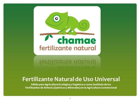 Fertilizante Natural de Uso Universal