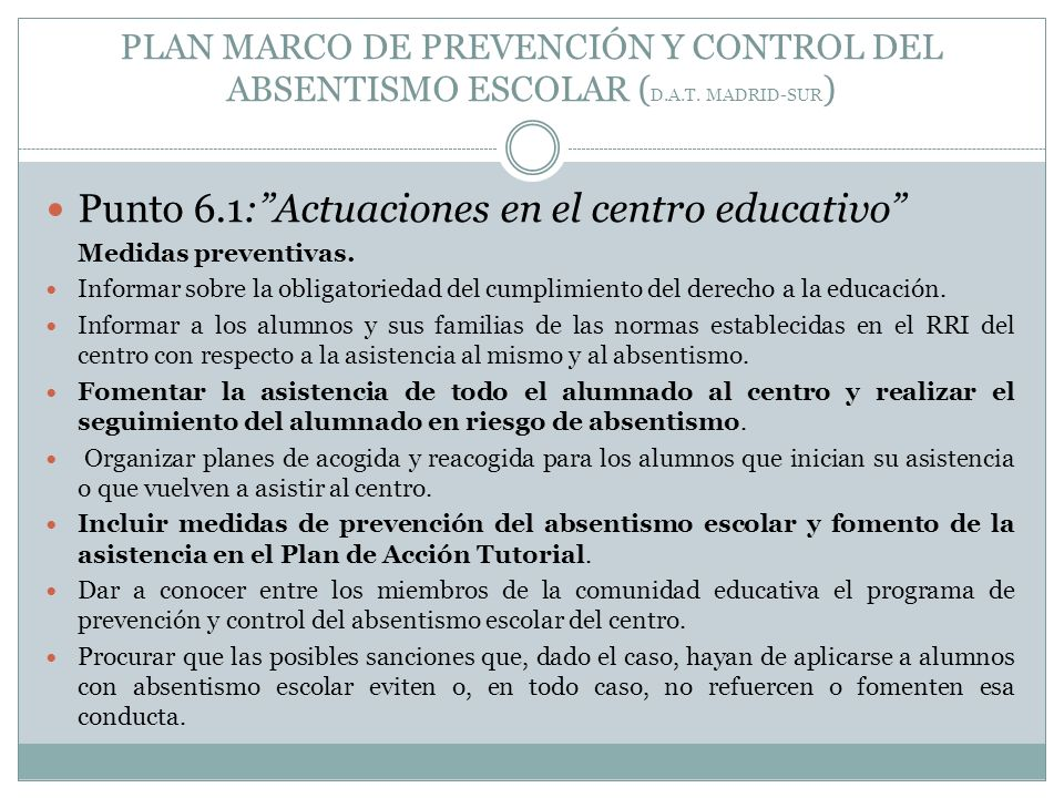 R.R.I.IES DIONISIO AGUADO ASISTENCIA A CLASE Artículo 193.