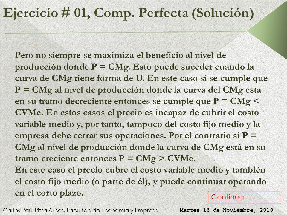 Ejercicio # 01, Comp.