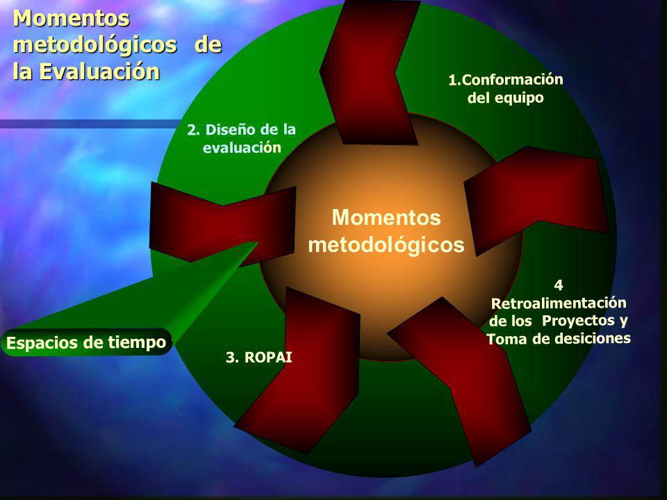 Momentos metodológicos 3.ROPAI 2.