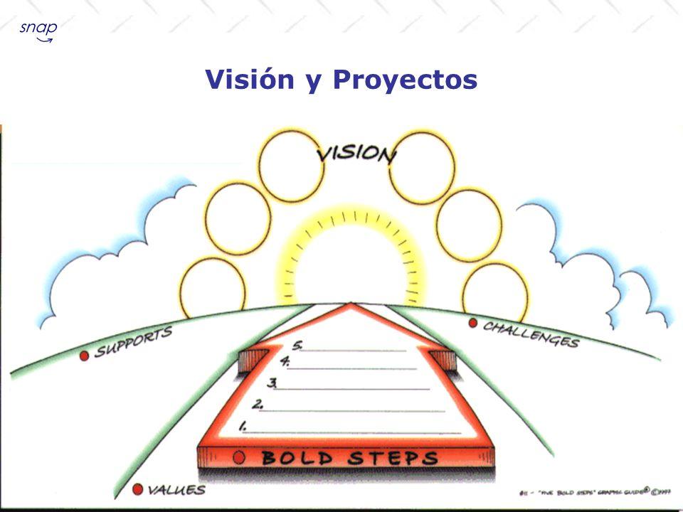 Utilizando el rotafolios, delinear una visión de conjunto e identificar sus subtemas.