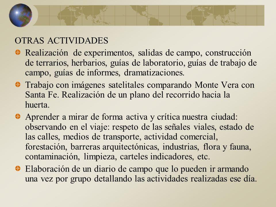 Exposiciones orales sobre lo trabajado en la huerta a los otros grados con la lectura del diario de campo.