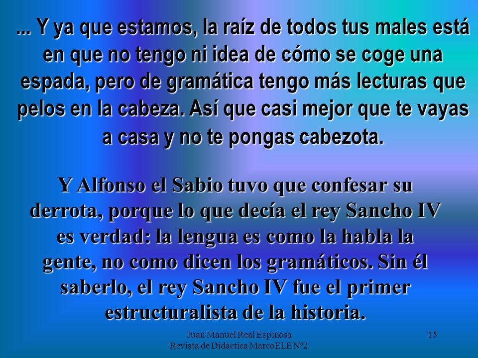 Juan Manuel Real Espinosa Revista de Didáctica MarcoELE Nº2 15...