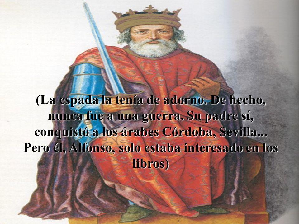 Juan Manuel Real Espinosa Revista de Didáctica MarcoELE Nº2 2 Hace muchos, muchos años.......Hubo un rey, gran amante de las ciencias (La espada la tenía de adorno.