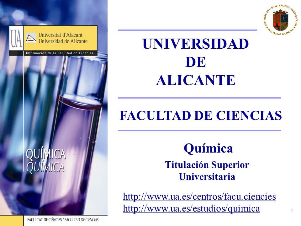 QUÍMICA 2 COMPETENCIAS PROFESIONALES EMPRESARIALES Directivas, Ejecutivas Asesoramiento, Proyectos DOCENCIA INVESTIGACIÓN LABORATORIO Químico, Clínico, Bioquímico