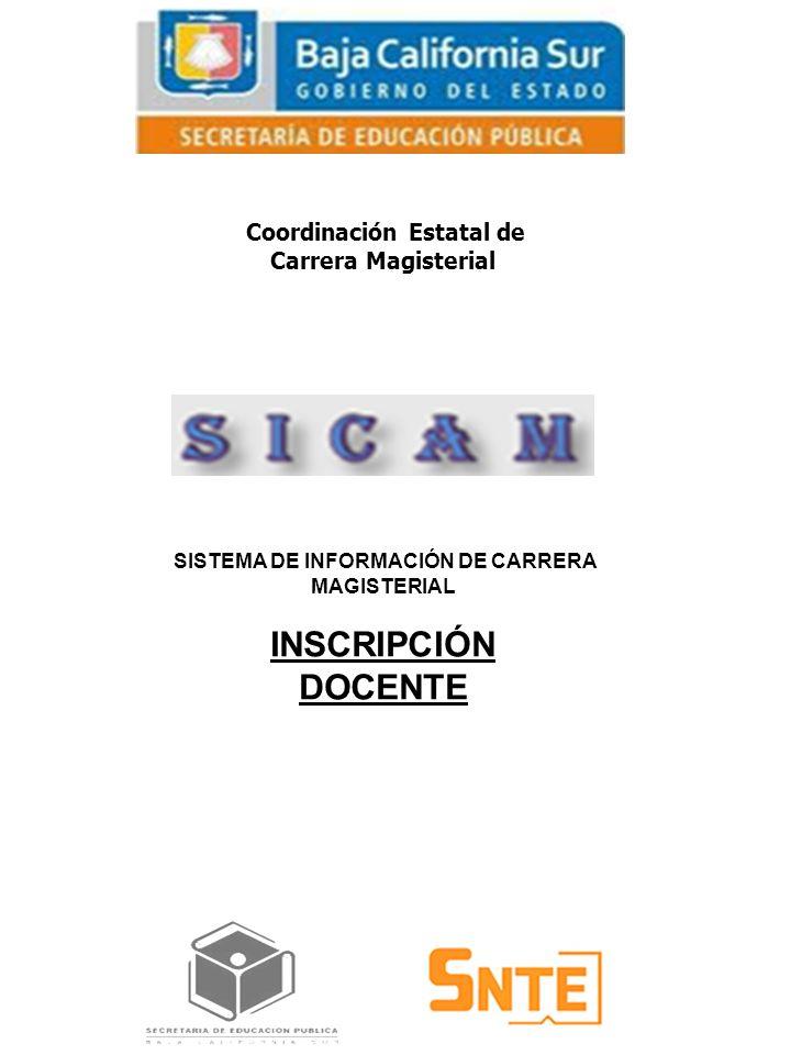 ¿Cuál es la finalidad del SICAM.