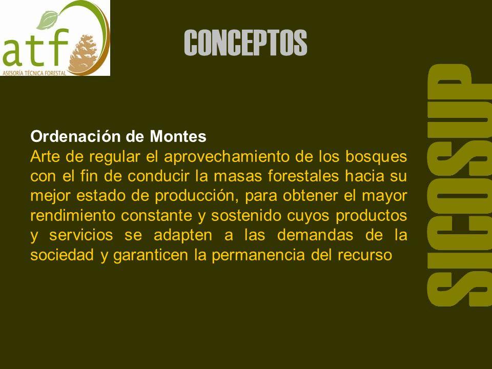 Manejo Forestal Es el proceso que comprende el conjunto de acciones y procedimientos que tiene por objeto la ordenación, el cultivo, la protección, la conservación, la restauración y el aprovechamiento de los recursos forestales de un ecosistemas forestal, considerando los principios ecológicos, respetando la integridad funcional o interdependencia de recursos y sin que merme la capacidad productiva de los ecosistemas y recursos existentes en la misma.
