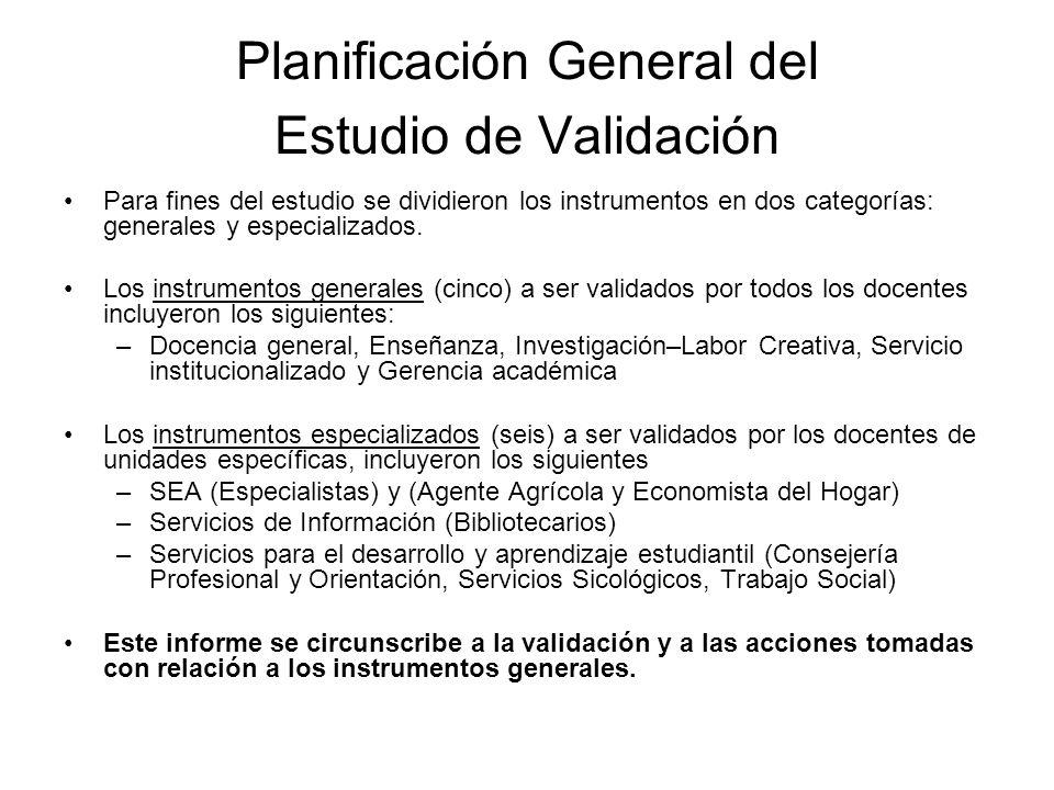 Planificación General … (cont.) La consulta se haría en formato de lápiz y papel.