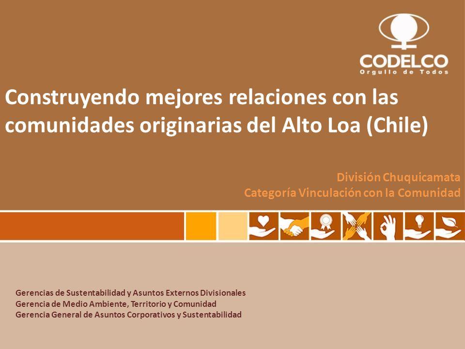 2 Copyrights © 2011 CODELCO-CHILE.Todos los Derechos Reservados.