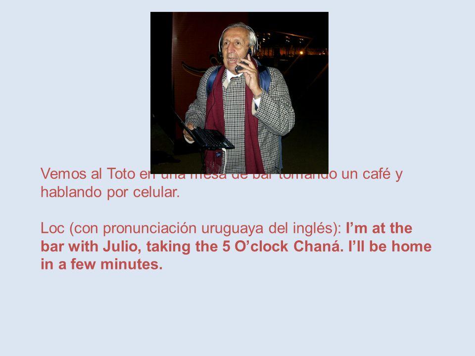 Animación final con locutor institucional: A Uruguay le queda bien el inglés.