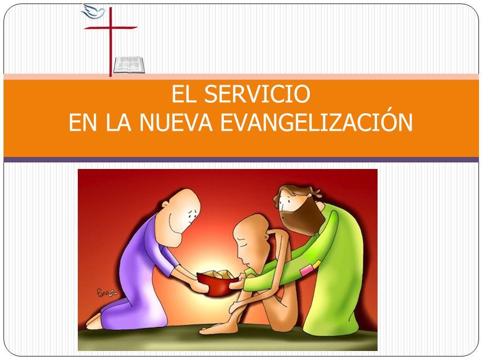 1.Cualidades del servicio evangelizador 2. Destinatarios del servicio – caridad 3.