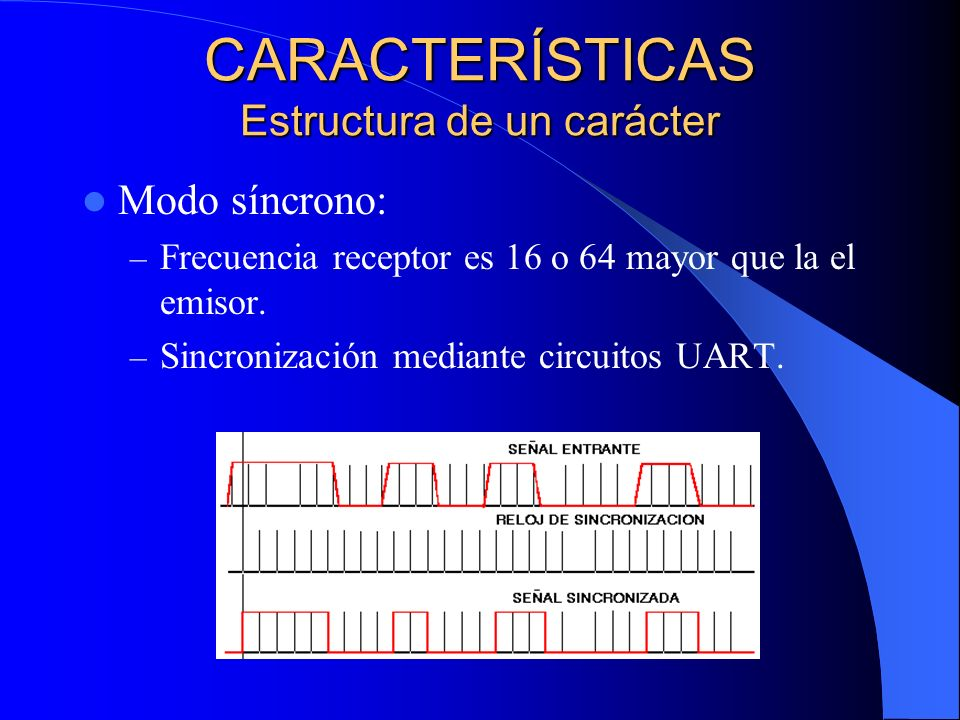 Señales más utilizadas DTR (Data-Terminal-Ready) DSR (Data-Set-Ready) RTS (Request-To-Send) CD (Carrier-Detect) CTS (Clear-To-Send)