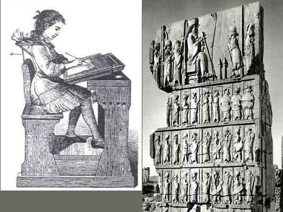 La cátedra de San Pedro, eminente- mente egipcia