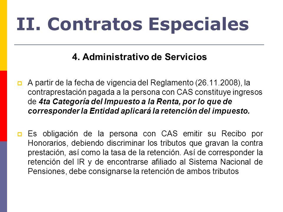 III.Los Contratos de trabajo sujetos a modalidad III.1.