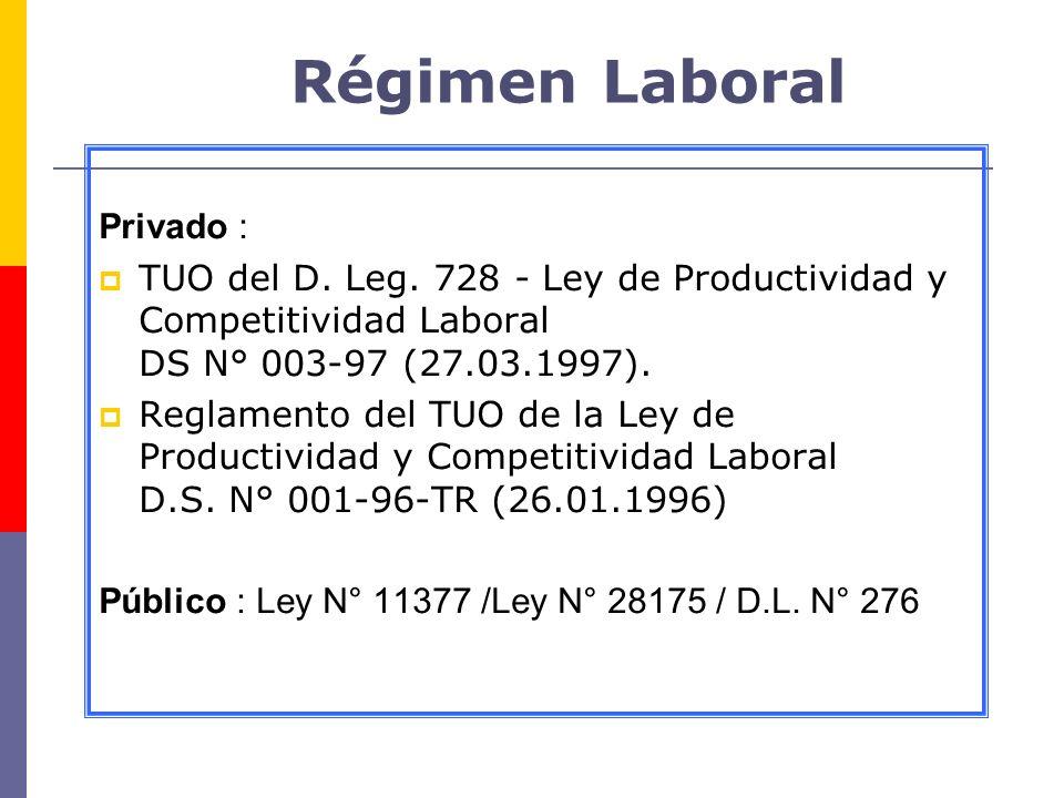 El contrato de trabajo Empleador Trabajador Prestación RemuneraciónSubordinación Personal CONTRATO DE TRABAJO Acuerdo Elementos