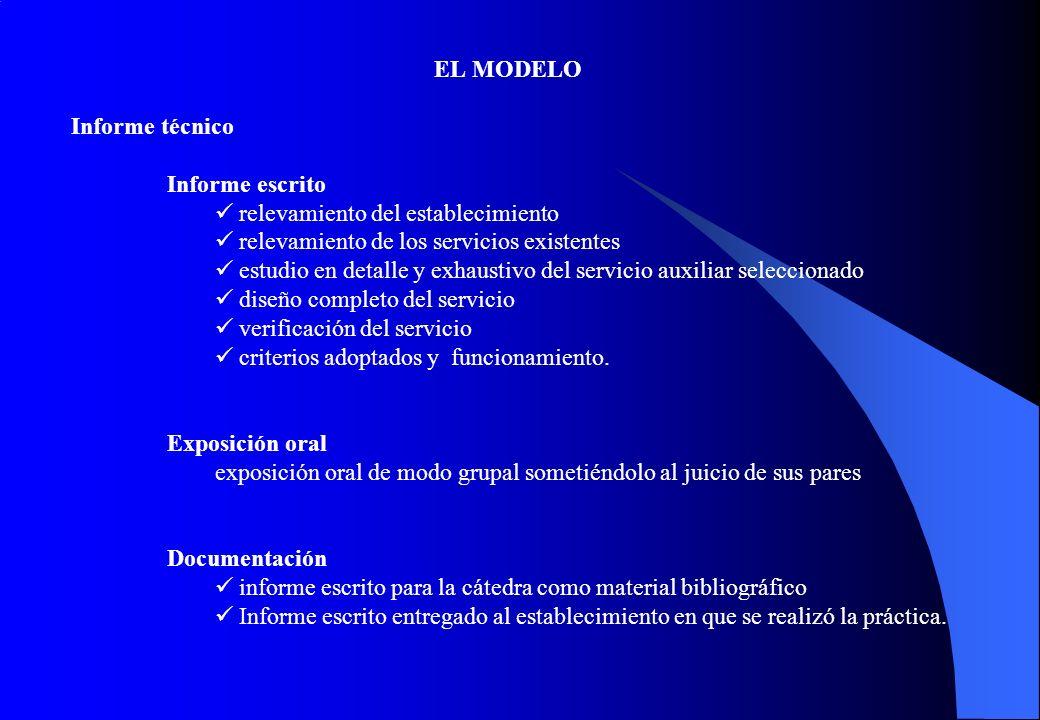METODOLOGIA Y DESARROLLO DE LA ASIGNATURA Es necesario el diseño de un trayecto curricular específico dentro del programa de formación-capacitación.