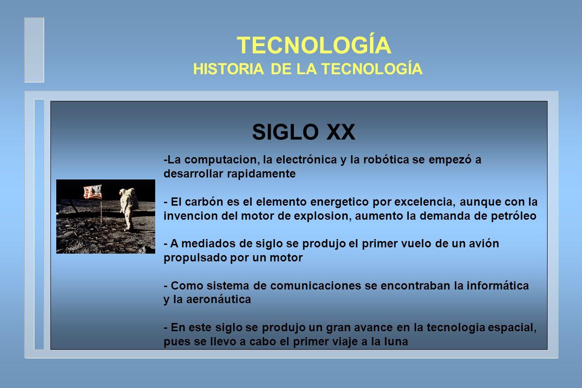 TECNOLOGÍA vs ECOLOGÍA ÚLTIMOS AVANCES TECNOLÓGICOS TECNOLOGÍA PUNTA