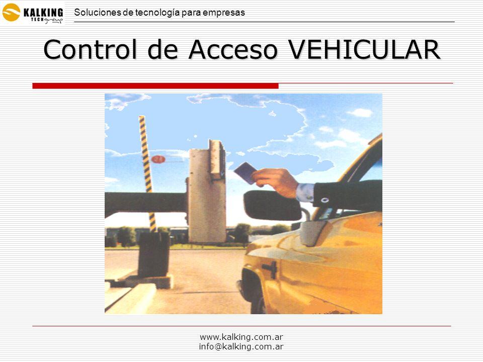 www.kalking.com.ar info@kalking.com.ar ALARMAS, PARKING, CONTROL ACCESO ALARMAS: Detectores, paneles BARRERAS CCTV PROFESIONAL: cámaras, domos, monitores, videograbadoras CONTROL DE ACCESO: abre puertas, biométrico, medios de control CONTROL VEHICULAR: contador, controlador, detector DELIMITACION VIAL PARKING: cajero automático, captura fotográfica, digitalización patente poste buzón, poste proximidad, poste salida, puesto de cobro TELEPEAJE VIDEO DIGITAL Soluciones de tecnología para empresas