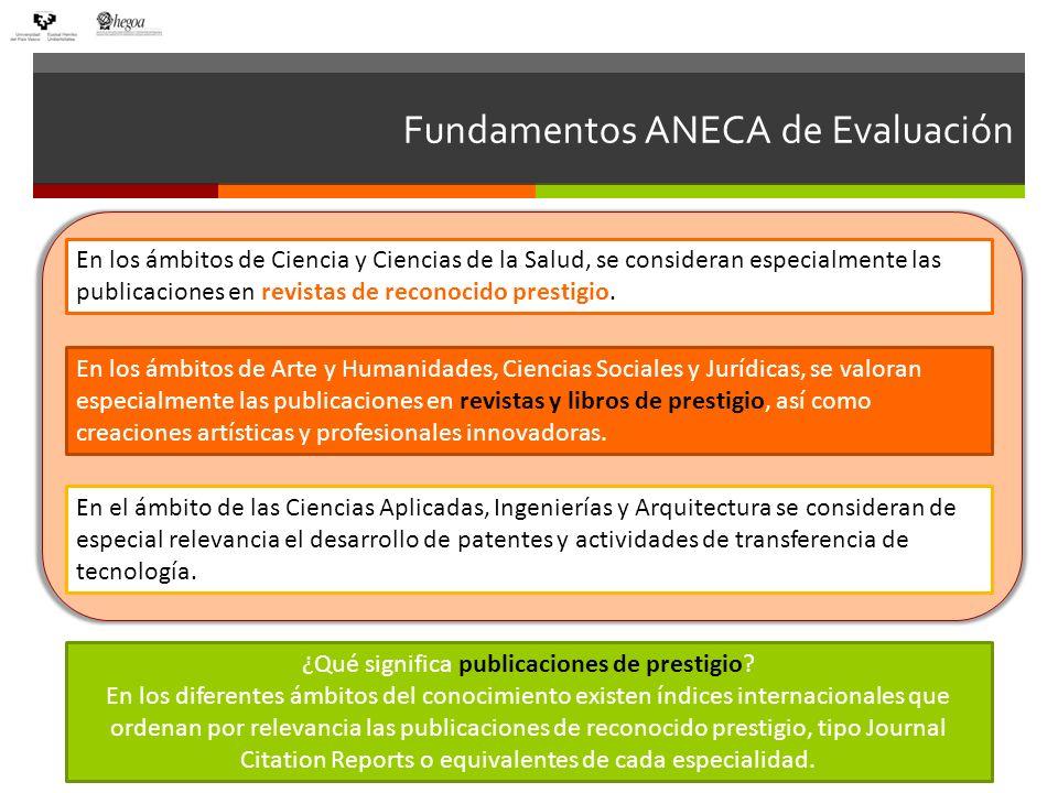 CNEAI http://www.mecd.gob.es/ministerio- mecd/organizacion/organismos/cneai.ht ml La Comisión Nacional Evaluadora de la Actividad Investigadora (CNEAI) realiza la evaluación de la actividad investigadora de los profesores universitarios y del personal de las escalas científicas del CSIC, con el objeto de que les sea reconocido un complemento de productividad (sexenio).