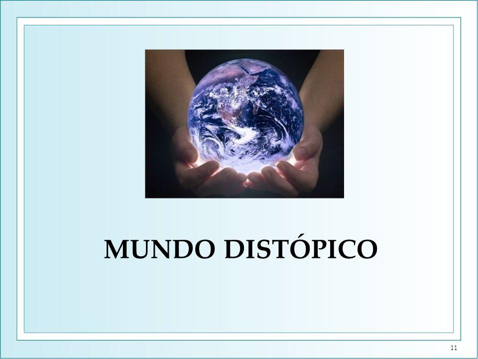 El Mundo de Gattaca es Distópico (I) Una distopía, llamada también antiutopía, es una utopía perversa donde la realidad transcurre en términos opuestos a los de una sociedad ideal.