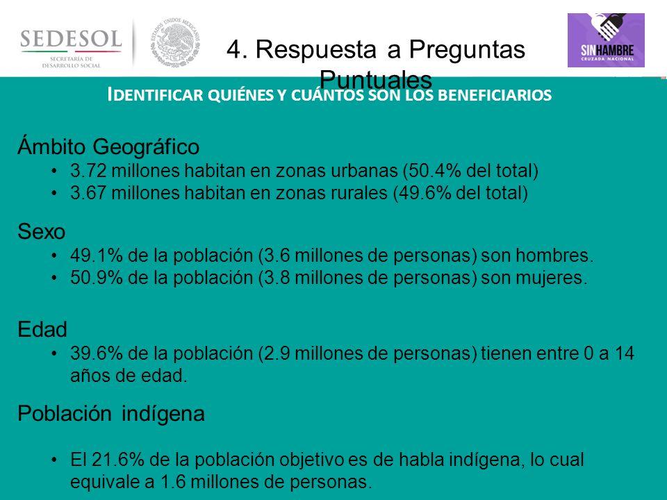 17 Criterios técnicos y de cobertura nacional ¿CÓMO SE SELECCIONARON LOS 400 MUNICIPIOS PRIORITARIOS.