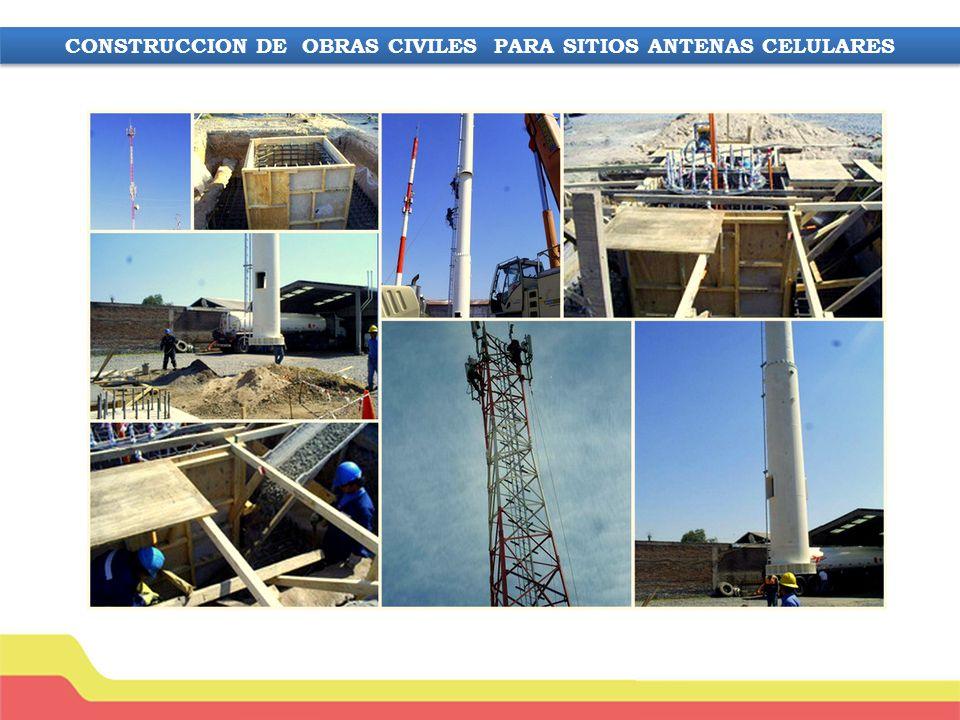 CONSTRUCCION DE LINEAS MT Y OBRAS CIVILES CONSTRUCCION DE LINEAS MT Y OBRAS CIVILES